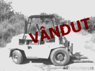 004 – Motostivuitor DE ANTONI capacitate mare (diesel)
