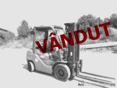 008 – Motostivuitor TOYOTA Tonero 25 (diesel)